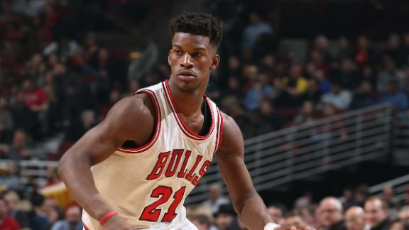 Video - Bulls Fend Off Timberwolves