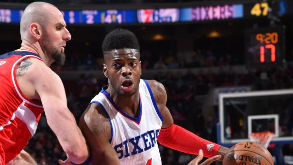 Video - 76ers Power Past Wizards