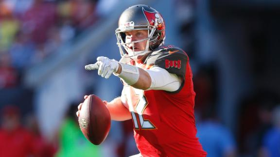 Josh McCown Signs With Browns