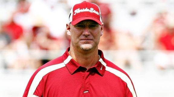 Rams Add Quarterback Coach Chris Weinke