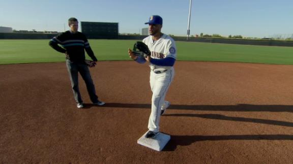 Video - Cano On Turning The Perfect Double Play