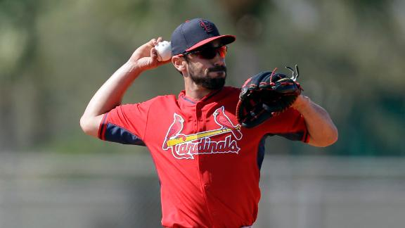 Video - Carpenter, Cardinals Ready For New Season