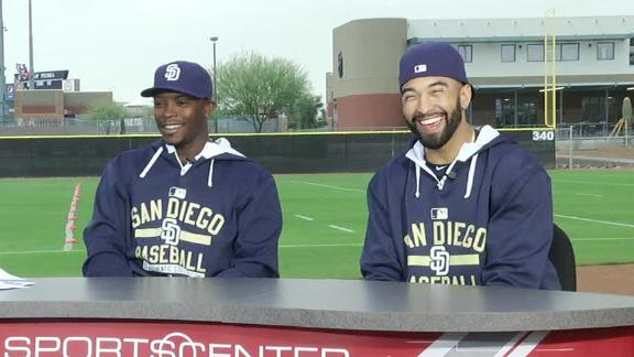 Video - High Expectations For New-Look Padres