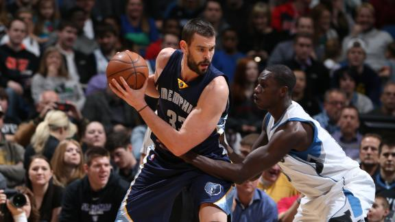 Video - Grizzlies Edge Timberwolves