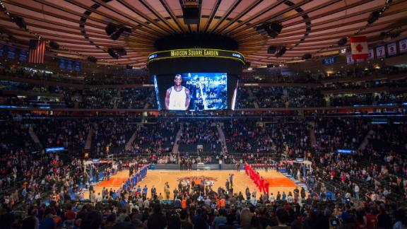 Video - Knicks Honor Mason, Beat Raptors