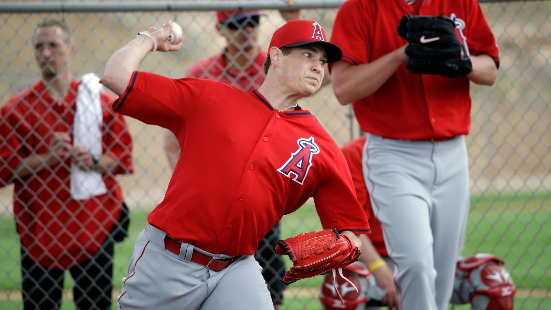 Video - Angels: Players To Watch This Spring