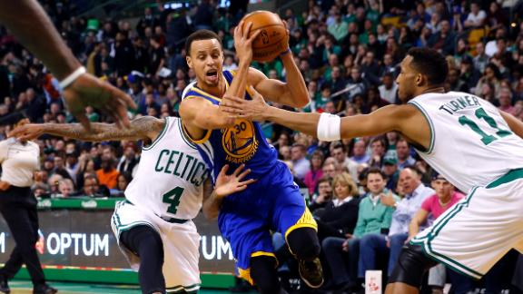 Video - Warriors Erase 26-Point Deficit To Top Celtics