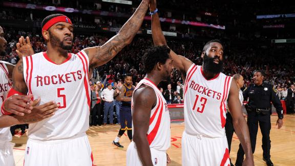 Harden 'We're A Really Good Team'