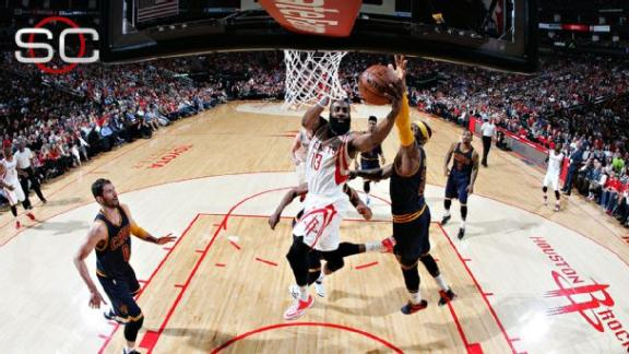 Rockets Muscle Past Cavs In OT