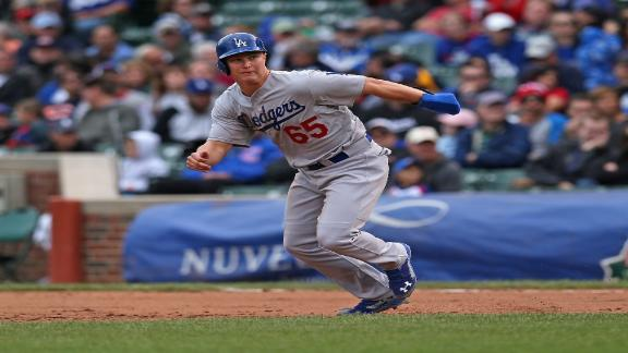 Video - Dodgers: Spring Players To Watch