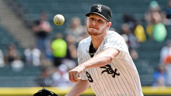 Video - Timetable For Chris Sale's Return