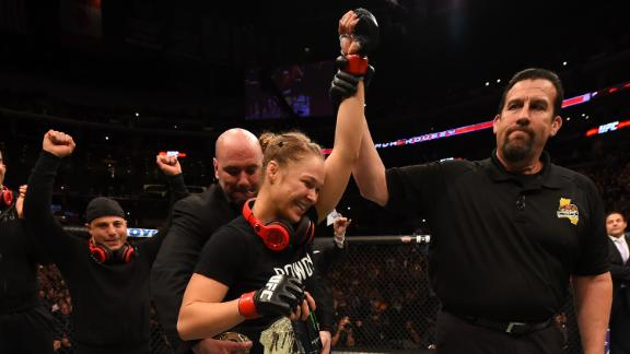 Breaking Down Ronda's Domination