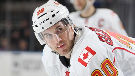 Video - Capitals Acquire Glencross For Picks