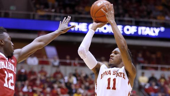 Iowa State's Key Plays Spark Comeback Win