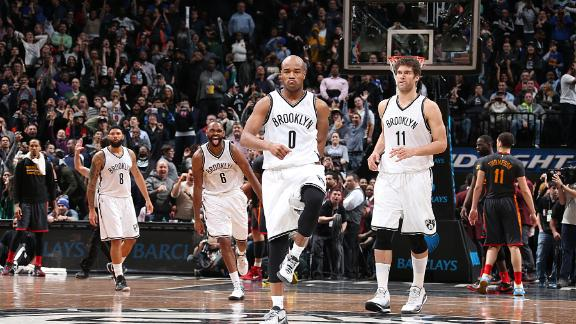 Video - Nets Hold Off Warriors