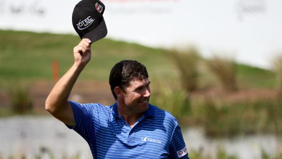 Padraig harrington wins in playoff for Accuweather palm beach gardens