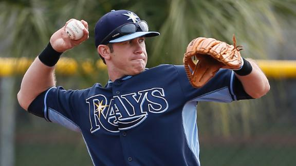 Longoria, Rays Excited For New Season
