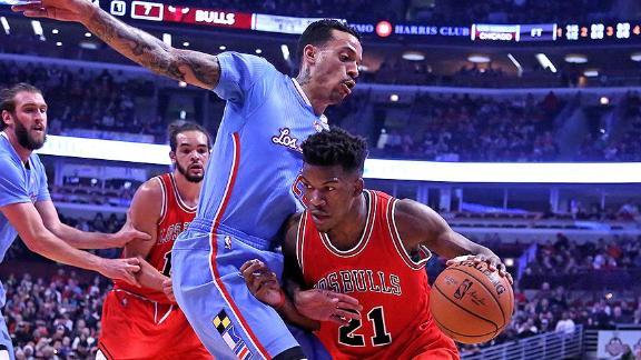 Next Man Up For Bulls