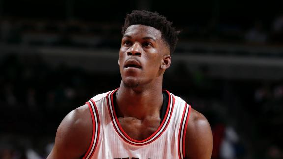 Jimmy Butler To Miss 3-6 Weeks