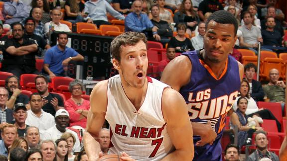 Video - Dragic Gets Win Over Former Team