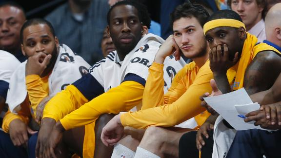 Video - Nuggets Counting Down To End Of Season