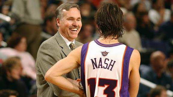 Video - Mike D'Antoni And The Suns' Golden Years