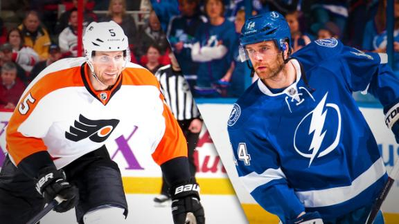 Video - Lightning Make Trades With Flyers, Bruins