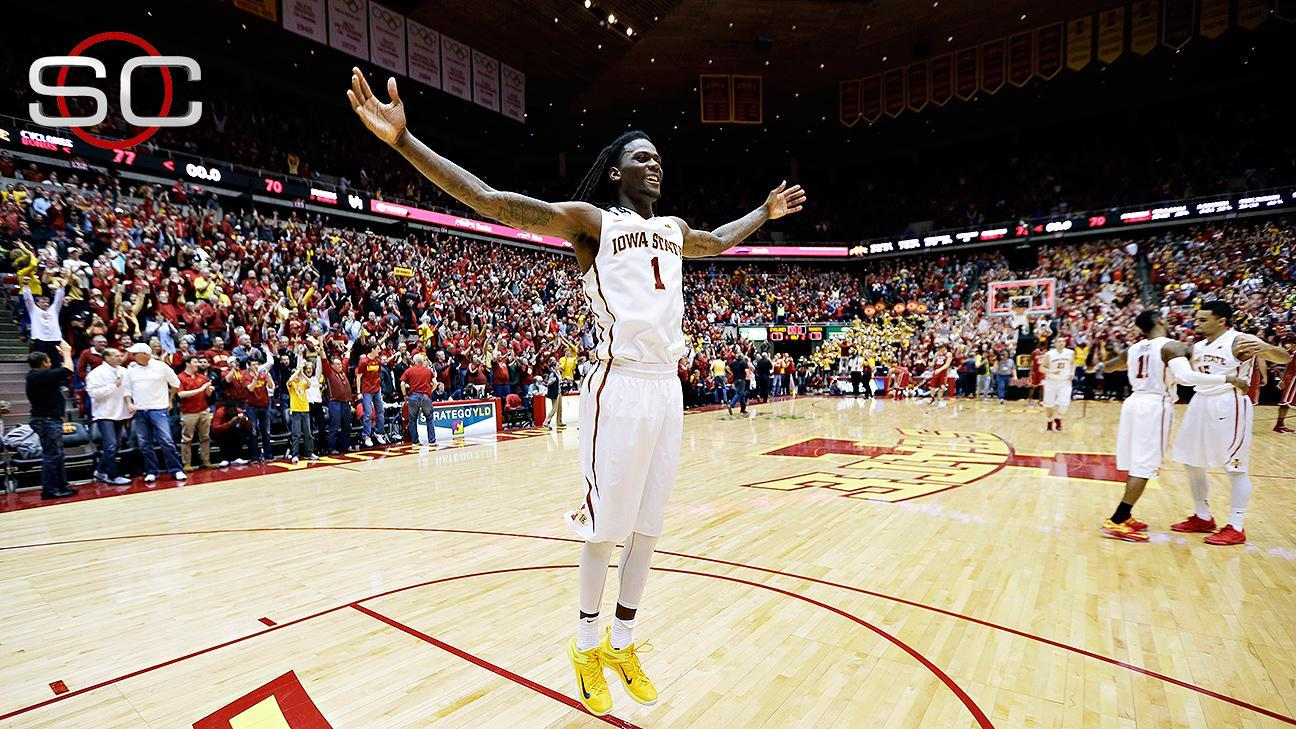 Iowa State Storms Past Oklahoma