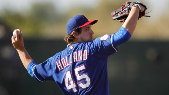 Video - Rangers: Spring Training Players To Watch