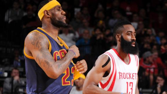 Video - Does Harden's Punishment Fit?