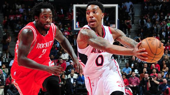 Video - Hawks Fly By Rockets