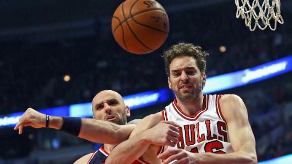 Video - Bulls Hold Off Wizards