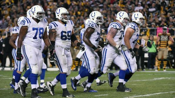 Video - Offensive Line, Pass Rusher And Running Back Atop Colts' List Of ...