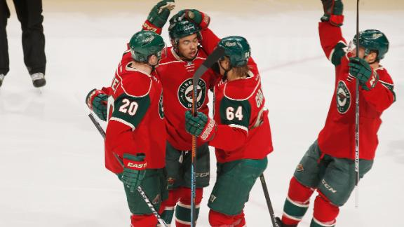 Video - Wild Win In Shootout