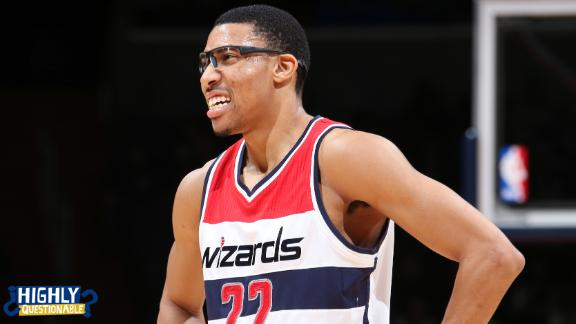 Video - Otto Porter Caught Sleeping