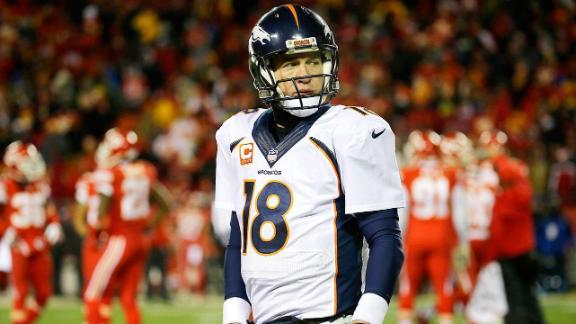 Peyton Manning, Broncos Agree On Pay Cut