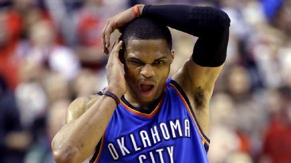 Westbrook Set To Return Against 76ers