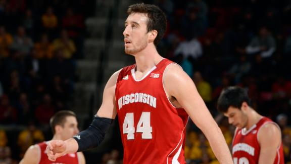 Kaminsky Talks Badgers' Win Over Minnesota