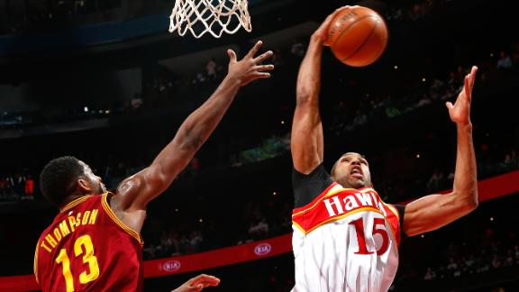 Video - Hawks Rally To Beat Cavs