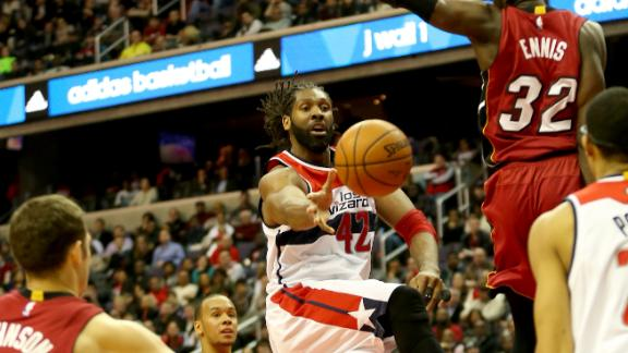 Video - Wizards Best Short-Handed Heat