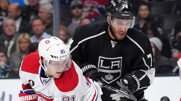 Video - Gaborik Helps Kings Top Canadiens