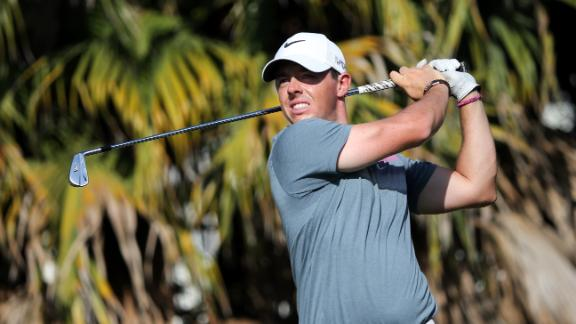 Why McIlroy Tossed His 3-Iron Into A Pond