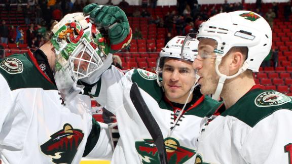 Video - Wild Win Fifth Straight