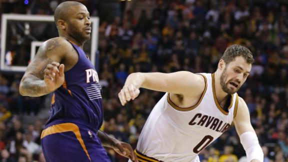 Video - Cavs Coast Past Suns