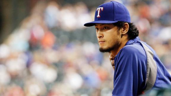 Video - Darvish Injury Devastating For Rangers