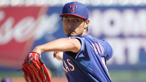 Video - Darvish Mulling Tommy John Surgery