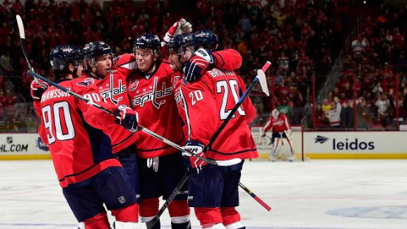 Video - Capitals Crush Sabres