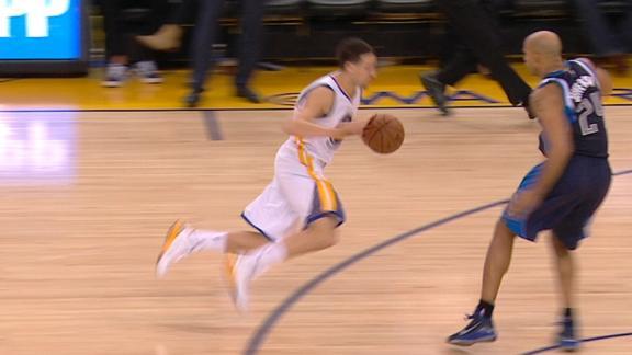 Video - Thompson Takes A Tumble