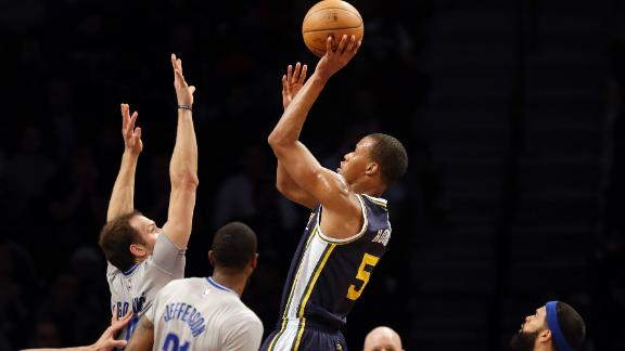 Video - Jazz Send Nets To Third Straight Loss
