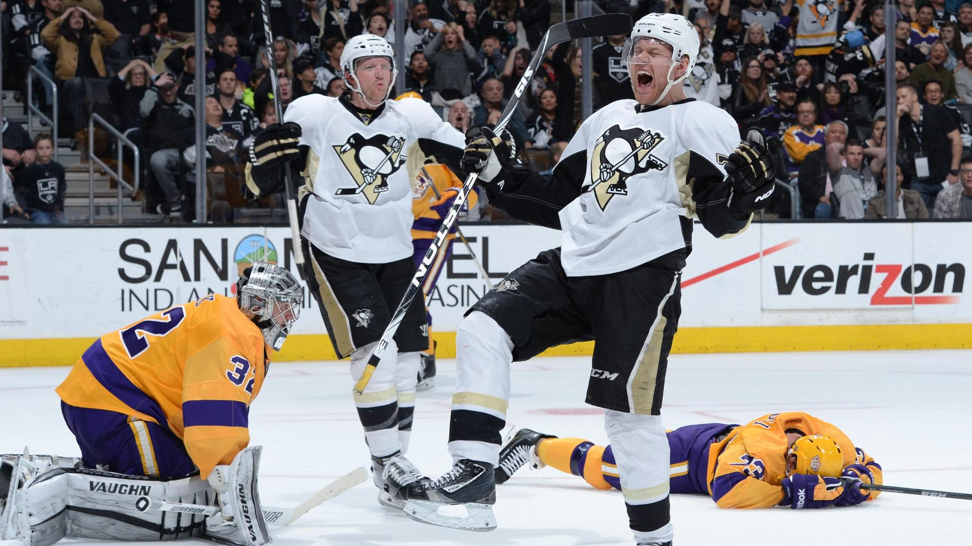 Video - Penguins Shutout Kings